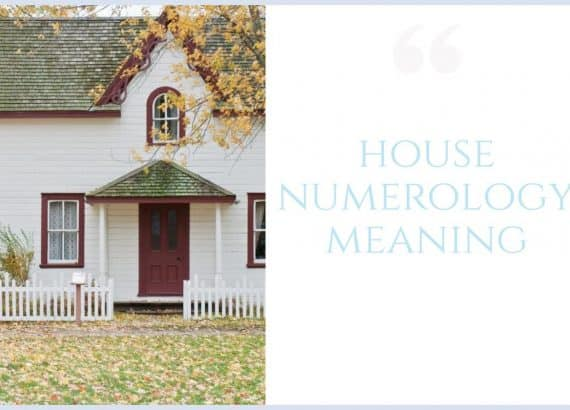house numerology meaning