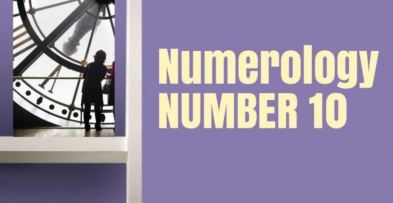 Numerology 10
