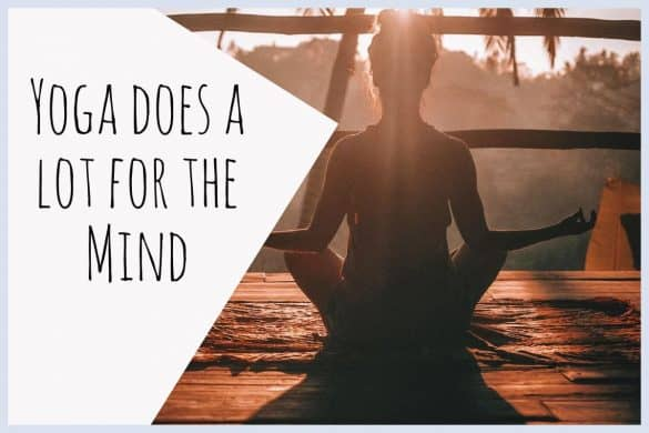 what does yoga does for the mind