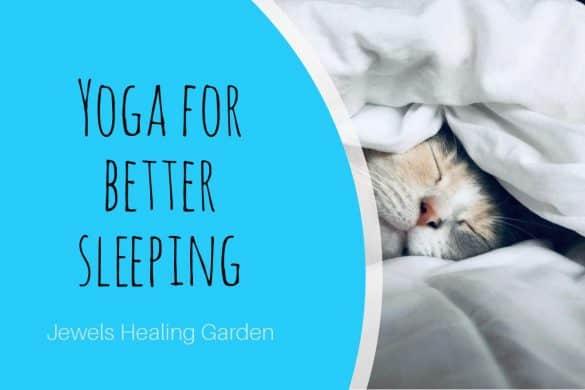 yoga for better sleeping