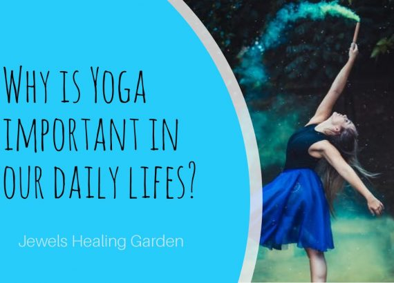 Why is Yoga important in our daily lifes?