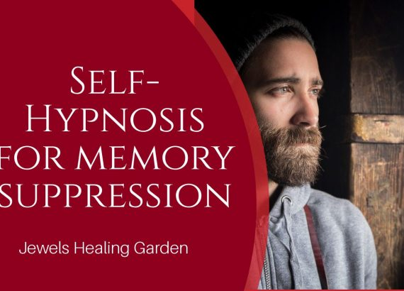 self hypnosis for memory suppression
