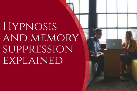 Hypnosis and memory suppression explained
