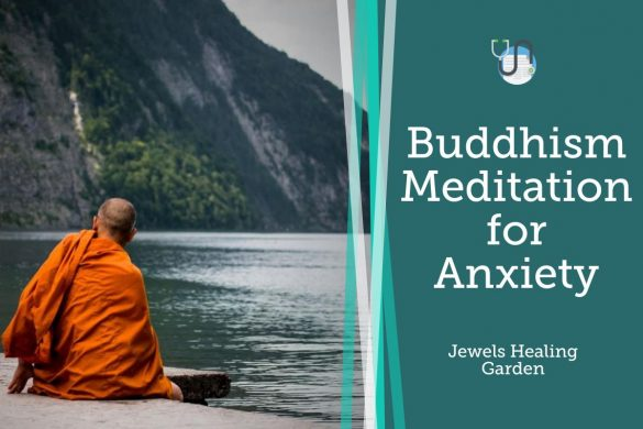 Buddhism Meditation for Anxiety