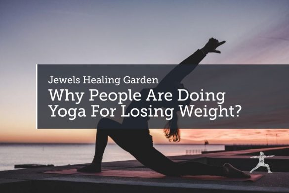 Why People Are Doing Yoga For Losing Weight?