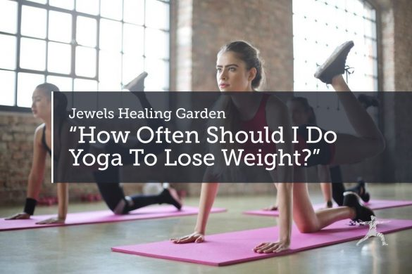"""How Often Should I Do Yoga To Lose Weight?"""