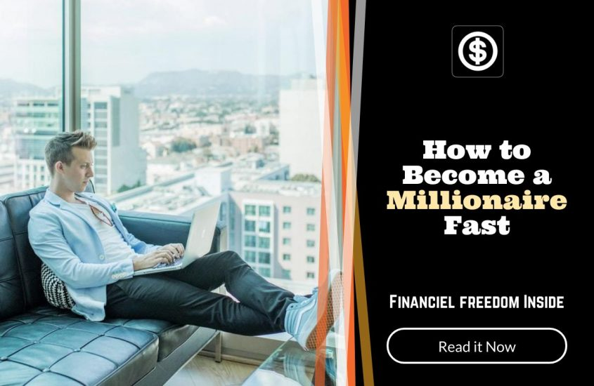 how te become a millionaire online