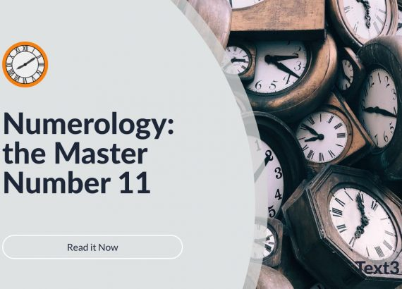 Numerology: the Master Number 11