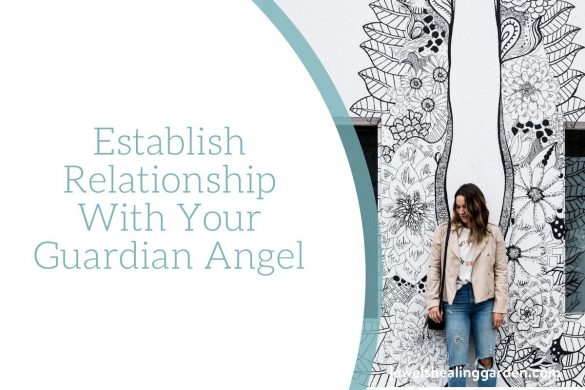 Establish Relationship With Your Guardian Angel