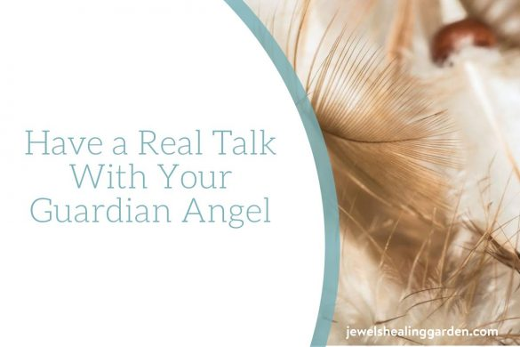 Have a Real Talk With Your Guardian Angel