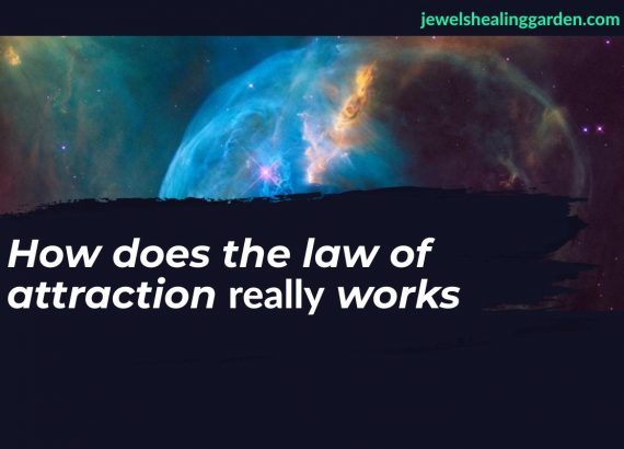 how does the law of attraction really works
