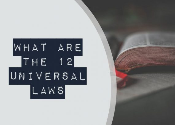 What are the 12 Universal Laws