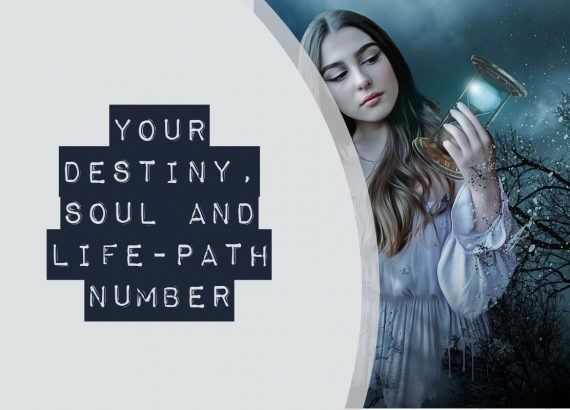 Your Destiny Number, soul and life-path number