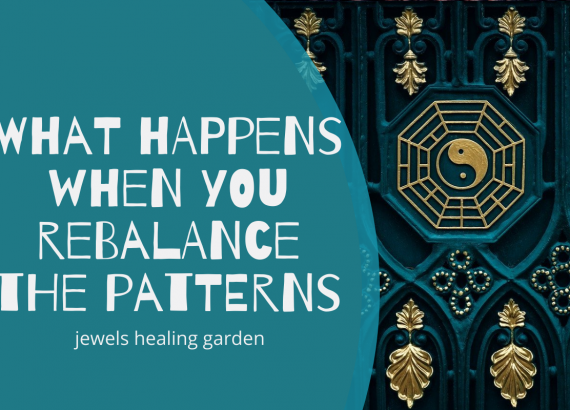What happens when you rebalance the patterns