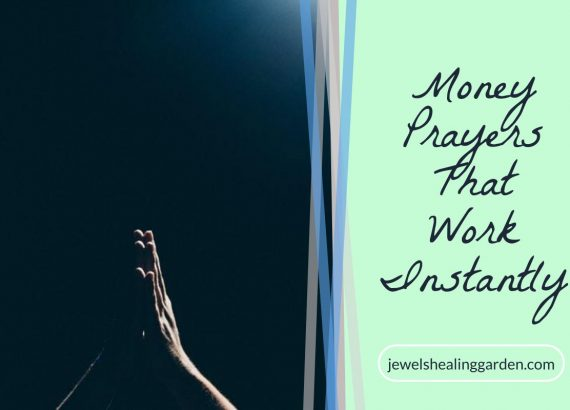 Money Prayers That Work Instantly