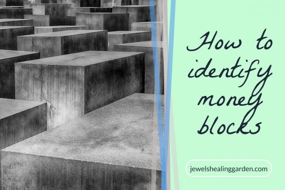 How to identify money blocks