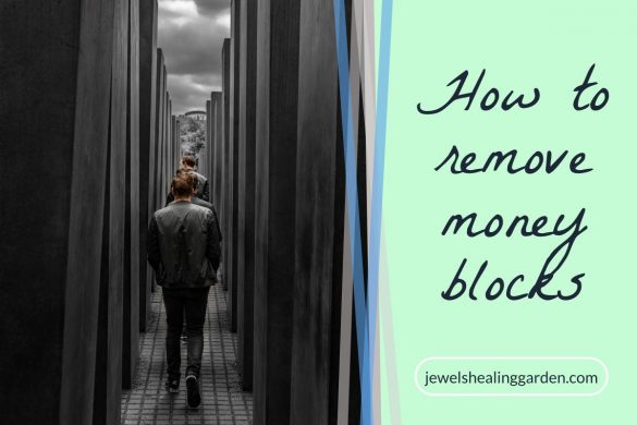 How to remove money blocks