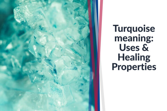 What are some healing properties of turquoise?